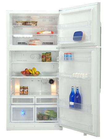 двухкамерный холодильник BEKO  DNE 65000 E