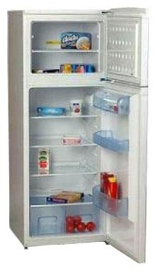двухкамерный холодильник BEKO  DSE25006S