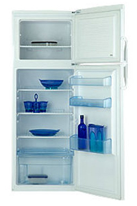 двухкамерный холодильник BEKO  DSE 30020
