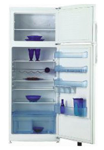 двухкамерный холодильник BEKO  DSE 45001