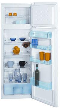 двухкамерный холодильник BEKO  DSK 28000