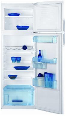 двухкамерный холодильник BEKO  DSK 33000