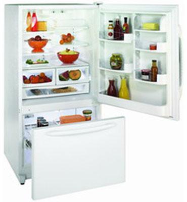 двухкамерный холодильник Amana  AB 2526 PEK W