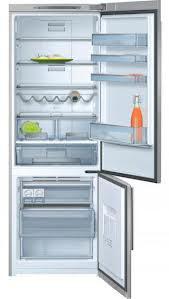 двухкамерный холодильник Neff  K5890X4RU