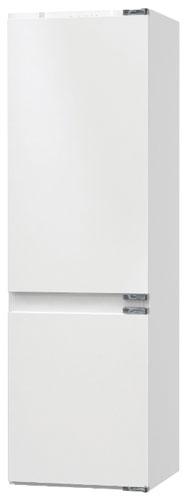 встраиваемый двухкамерный холодильник Asko RFN2274I