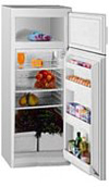 двухкамерный холодильник Exqvisit 214-1-3020