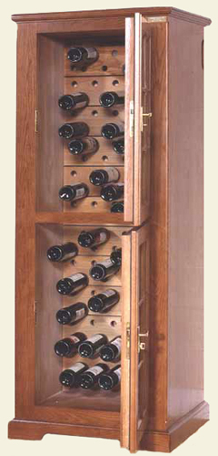 винный шкаф OAK OAK-W105W