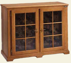 винный шкаф OAK OAK-W129C