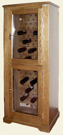 винный шкаф OAK OAK-W130C