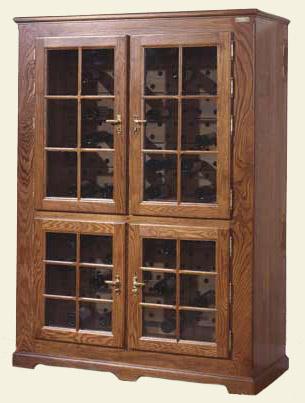 винный шкаф OAK OAK-W250C2t