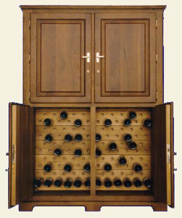 винный шкаф OAK OAK-W250W2t