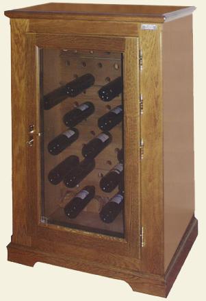 винный шкаф OAK OAK-W60C