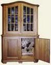 винный шкаф OAK OAK-W80W-lux2t