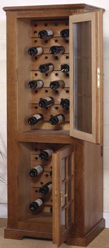 винный шкаф OAK W100C
