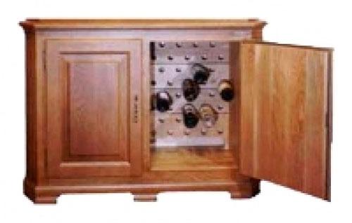 винный шкаф OAK W114W