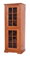винный шкаф OAK Wine Cabinet 105GD-T