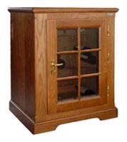 винный шкаф OAK Wine Cabinet 41GA-T