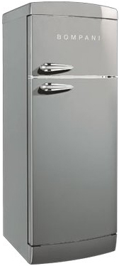 двухкамерный холодильник Bompani BO 06257/E