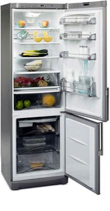 двухкамерный холодильник Fagor 2FC-47 NFX