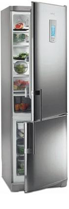двухкамерный холодильник Fagor 2FC-47 XS