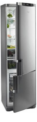 двухкамерный холодильник Fagor 2FC-68 NFX