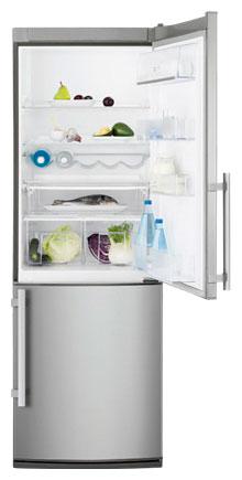двухкамерный холодильник Electrolux EN 3241 AOX