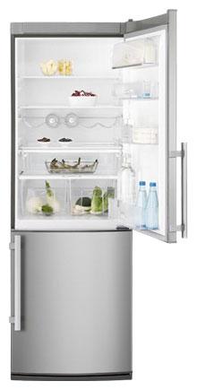 двухкамерный холодильник Electrolux EN 3401 AOX