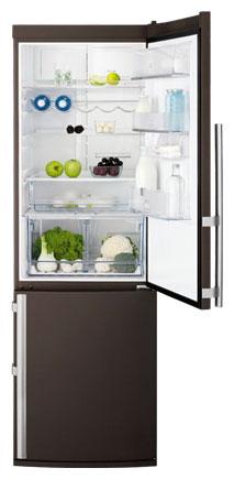 двухкамерный холодильник Electrolux EN 3487 AOO
