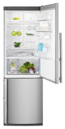двухкамерный холодильник Electrolux EN 3487 AOX