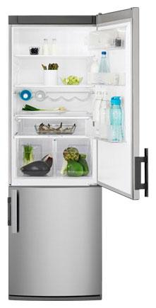 двухкамерный холодильник Electrolux EN 3601 AOX