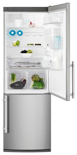 двухкамерный холодильник Electrolux EN 3610 DOX