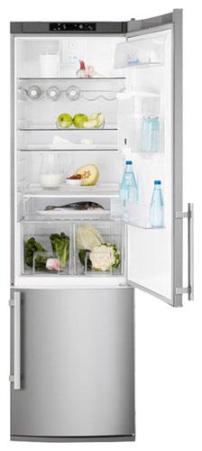 двухкамерный холодильник Electrolux EN 3850 DOX