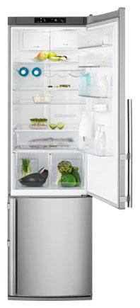двухкамерный холодильник Electrolux EN 3880 AOX