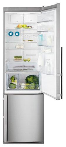 двухкамерный холодильник Electrolux EN 4011 AOX