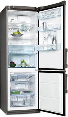 двухкамерный холодильник Electrolux ENA 34933 X