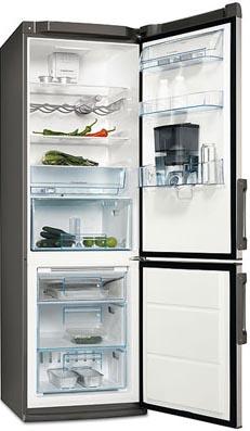 двухкамерный холодильник Electrolux ENA 34935 X