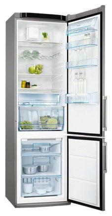 двухкамерный холодильник Electrolux ENA 38980 S