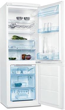 двухкамерный холодильник Electrolux ENB 32633 W