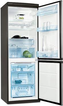 двухкамерный холодильник Electrolux ENB 32633 X
