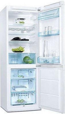 двухкамерный холодильник Electrolux ENB 34033 W1