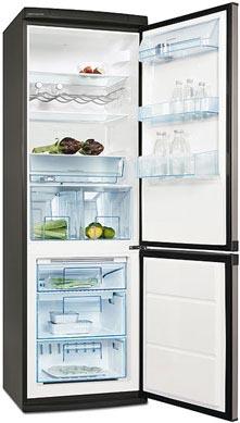 двухкамерный холодильник Electrolux ENB 34633 X