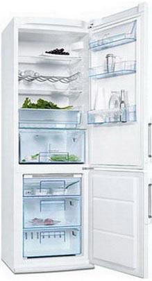 двухкамерный холодильник Electrolux ENB 34933 W