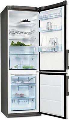 двухкамерный холодильник Electrolux ENB 34933 X