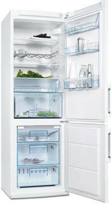 двухкамерный холодильник Electrolux ENB 34943 W