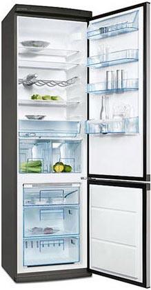 двухкамерный холодильник Electrolux ENB 38633 X