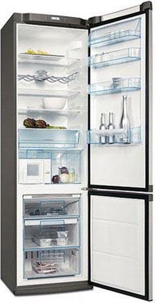 двухкамерный холодильник Electrolux ENB 38807 X