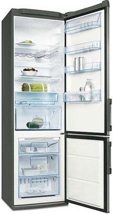 двухкамерный холодильник Electrolux ENB 38933 X
