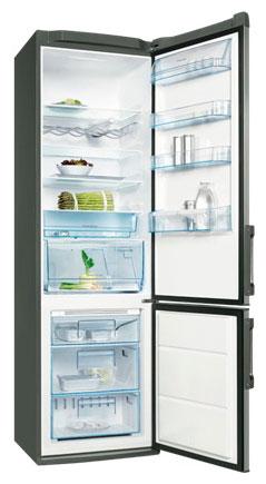 двухкамерный холодильник Electrolux ENB 38739 X