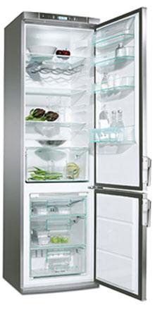 двухкамерный холодильник Electrolux ENB 3851 X