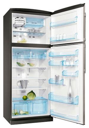 двухкамерный холодильник Electrolux END 44501 X